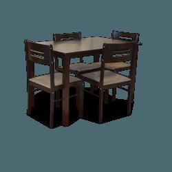 TropigasLuka Dining Set190404