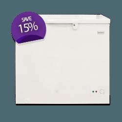 TropigasMastertech Chest Freezer190404